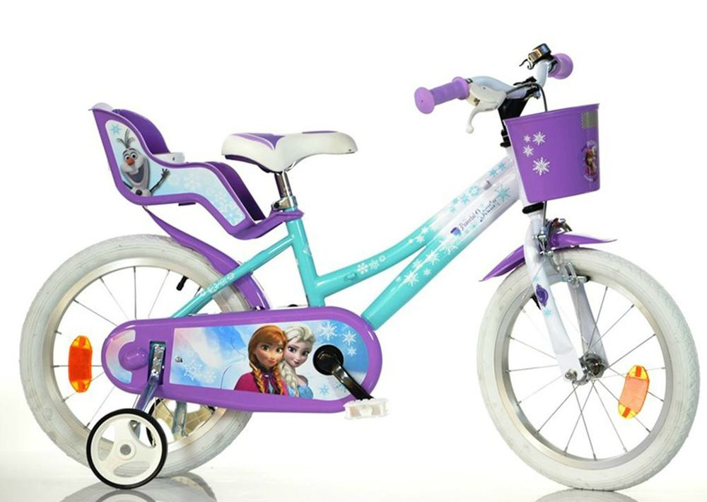 Barncykel Disney Frozen Bike 16 tum