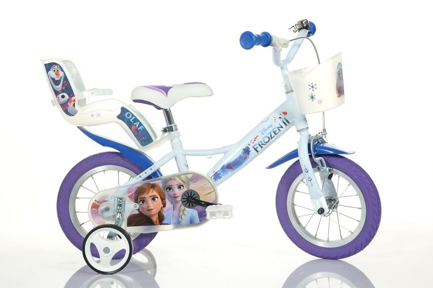 Barncykel Disney Frozen Bike 12 tum
