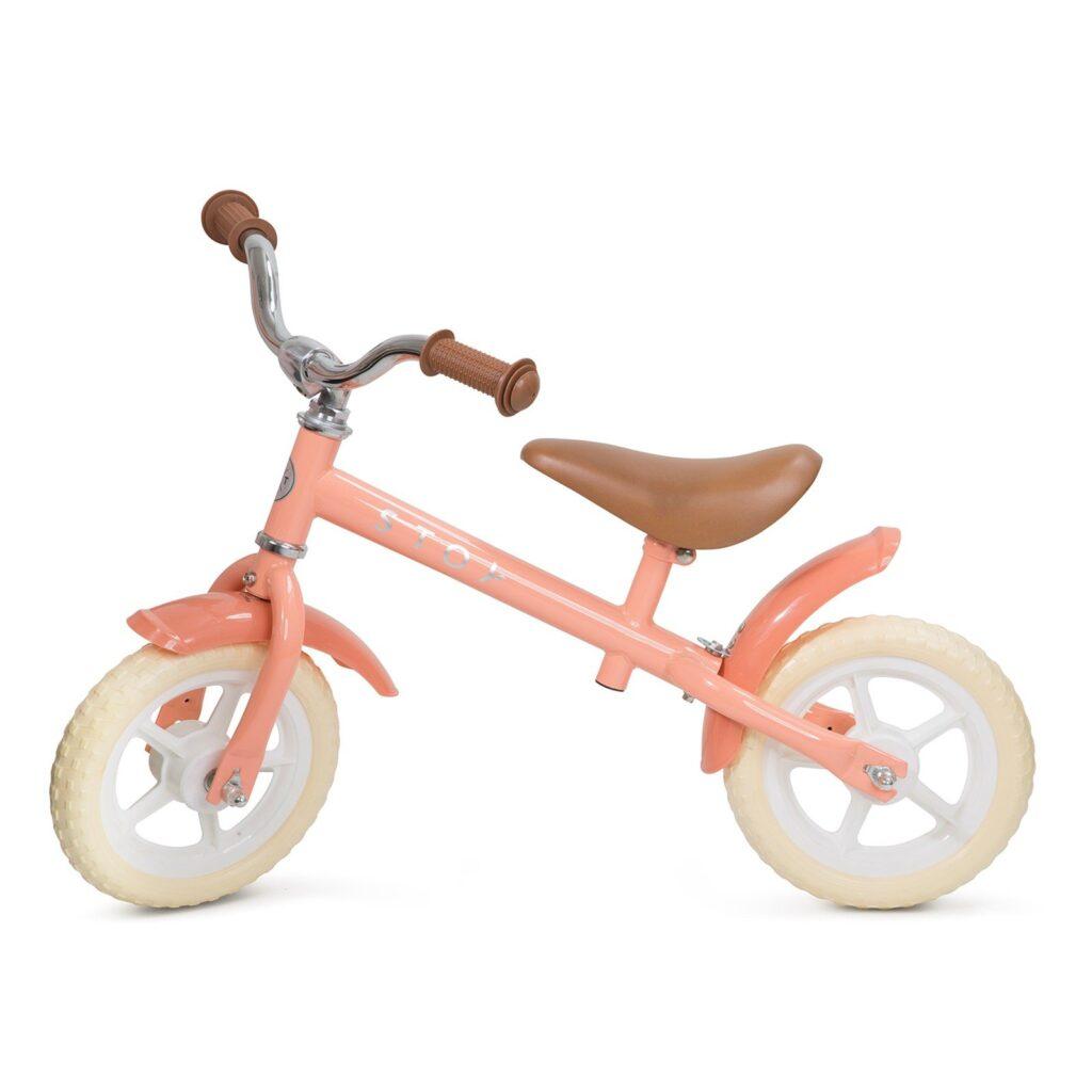 Balanscykel STOY Vintage Peach, 10 tum